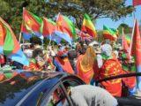Ethio-Eritrean G7 Rally Press release