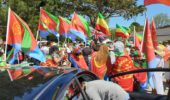Eritreans and Ethiopians Raise Their Voices at the G7 Summit in Cornwall