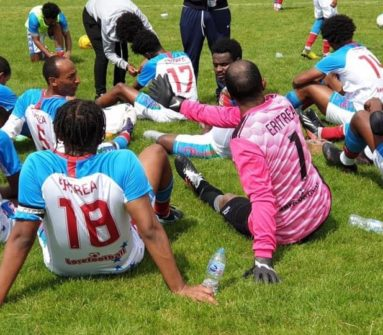 Eri-Stars scarapped through to the last-16 KO stages.