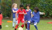 British - Eritrean 10 Year Old at Wembley England Kick Off