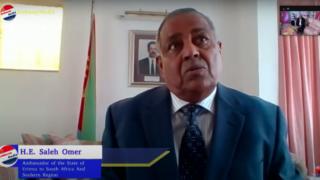 EmbassyMedia - Interview with H.E. Salih Omar, Eritrea Ambassador to South Africa