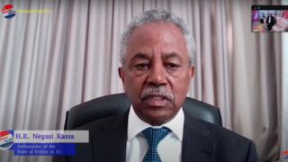 EmbassyMedia - Interview with H.E Negasi Kassa, Ambassador of Eritrea to European Union