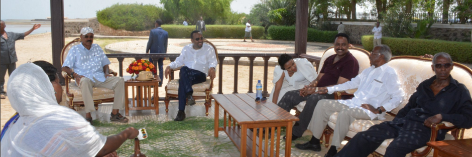 September Kicks off in the Horn of Africa with Regional Leaders Meeting in Eritrea