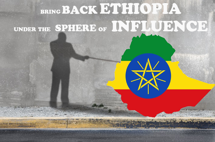 Bring Back Ethiopia under the sphere of influence