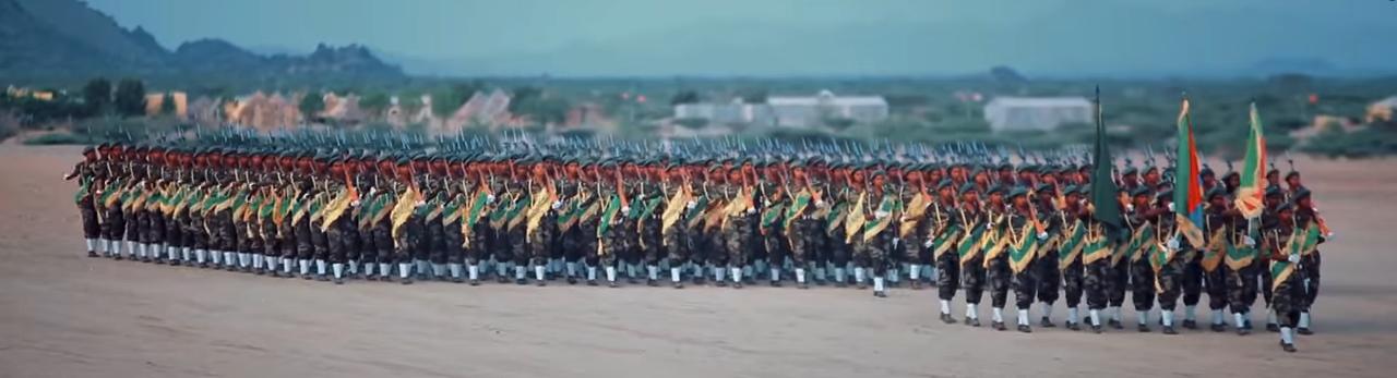 Eritrean Defence Forces