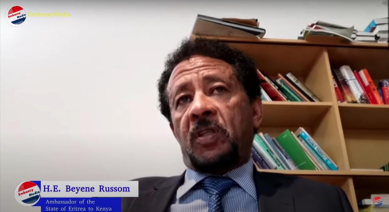Ambassador Beyene Russom
