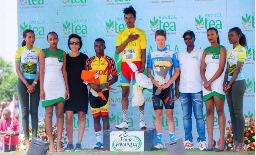 Natnael Tesfazion Tour de Rwanda