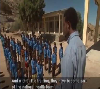 Eritrea One Childhood